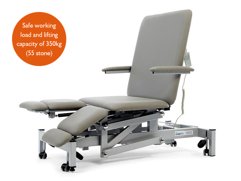 Bariatric Podiatry Chair