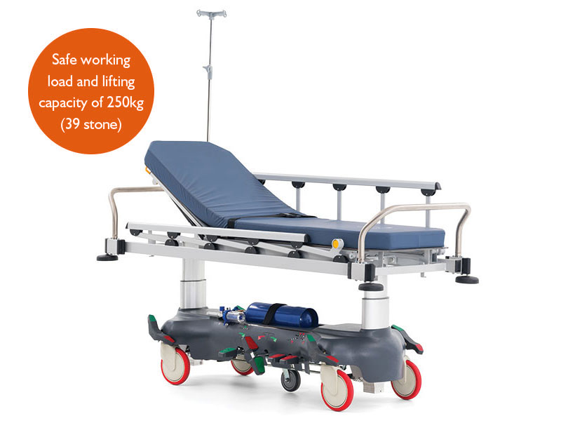 Apollo Emergency Patient Trolley